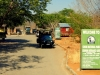 Chobe National Park - Entrance
