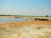 Hwange NP - Watering hole