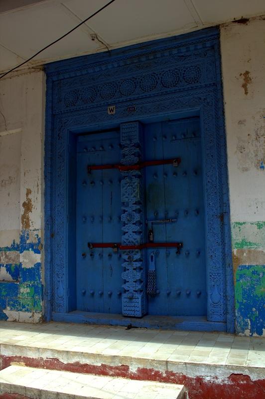 Stone Town Zanzibar - Door & 6 things to do in Stone Town Zanzibar