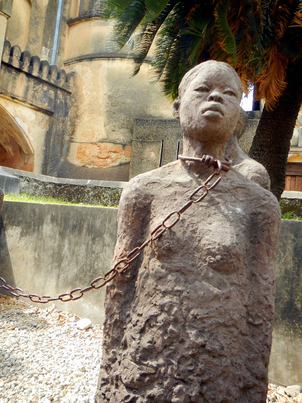 Stone Town - Image of slave